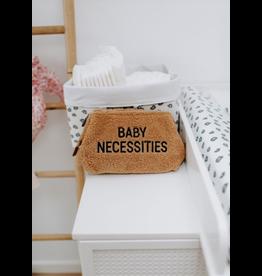 Childhome Childhome Baby Necessities Toilettas Teddy Beige