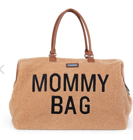 Childhome Childhome Mommy Bag Verzorgingstas Teddy Beige