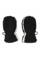 Lodger Lodger mittens black 6-12m