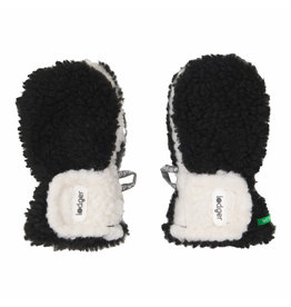 Lodger Lodger mittens black 6-12m