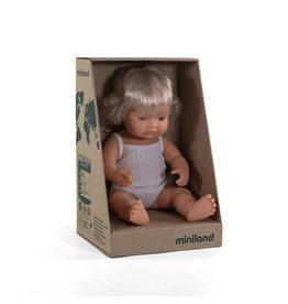 Miniland Miniland pop meisje Europees