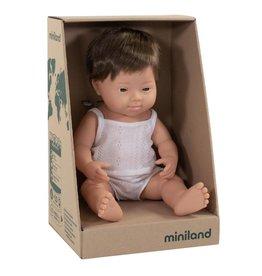 Miniland Miniland Pop jongen Europees