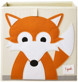 3 Sprouts 3 Sprouts storage box Fox