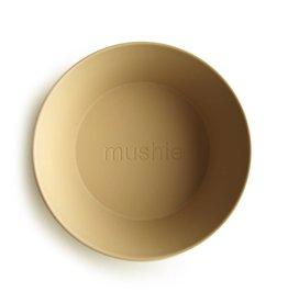 Mushie Mushie Bowl Round Mosterd set