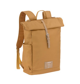 Lassig Lassig Rolltop Backpack Curry