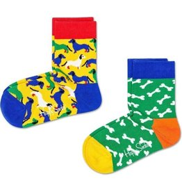 Happy Socks Happy Socks 2-pack Dog