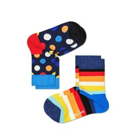 Happy Socks Happy Socks 2-pack Big Dot