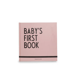 Design Letters Design Letters Baby's First Book Nude