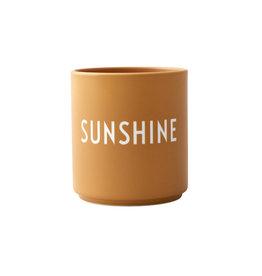 Design Letters Design Letters Favourite Cup Sunshine