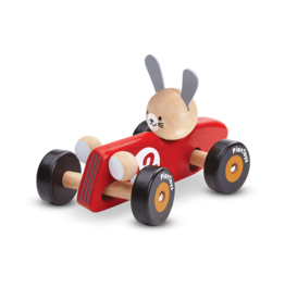 PlanToys Plantoys Rabbit Racing Car 5704