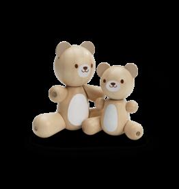 PlanToys PlanToys beer en kleine beer