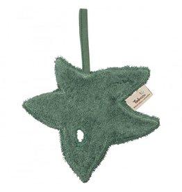 Timboo Timboo tuttendoekje aspen green blad