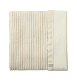 Joolz Joolz Essentials Blanket Ribbed off white