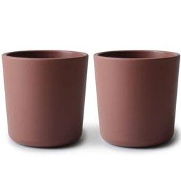 Mushie Mushie cup woodchuck