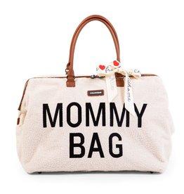 Childhome Childhome Mommy Bag Teddy Ecru