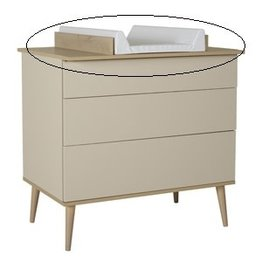 Quax Quax - Flow Extensie Commode - Clay & Oak