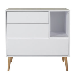 Quax Quax - Cocoon Commode - Ice White