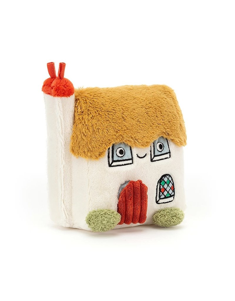 Jellycat Jellycat Bonny Cottage Activity Toy