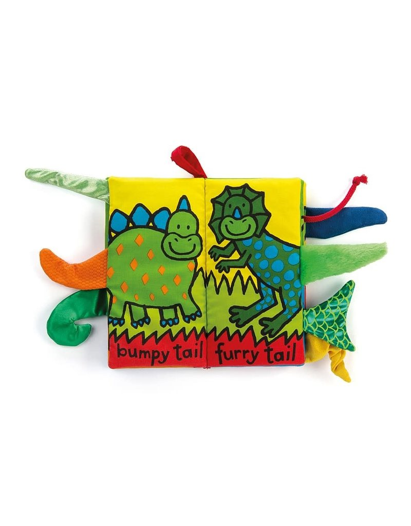 Jellycat Jellycat Dino Tails Book