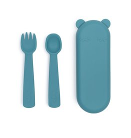 We Might Be Tiny We might be tiny feedie fork & spoon blue dusk