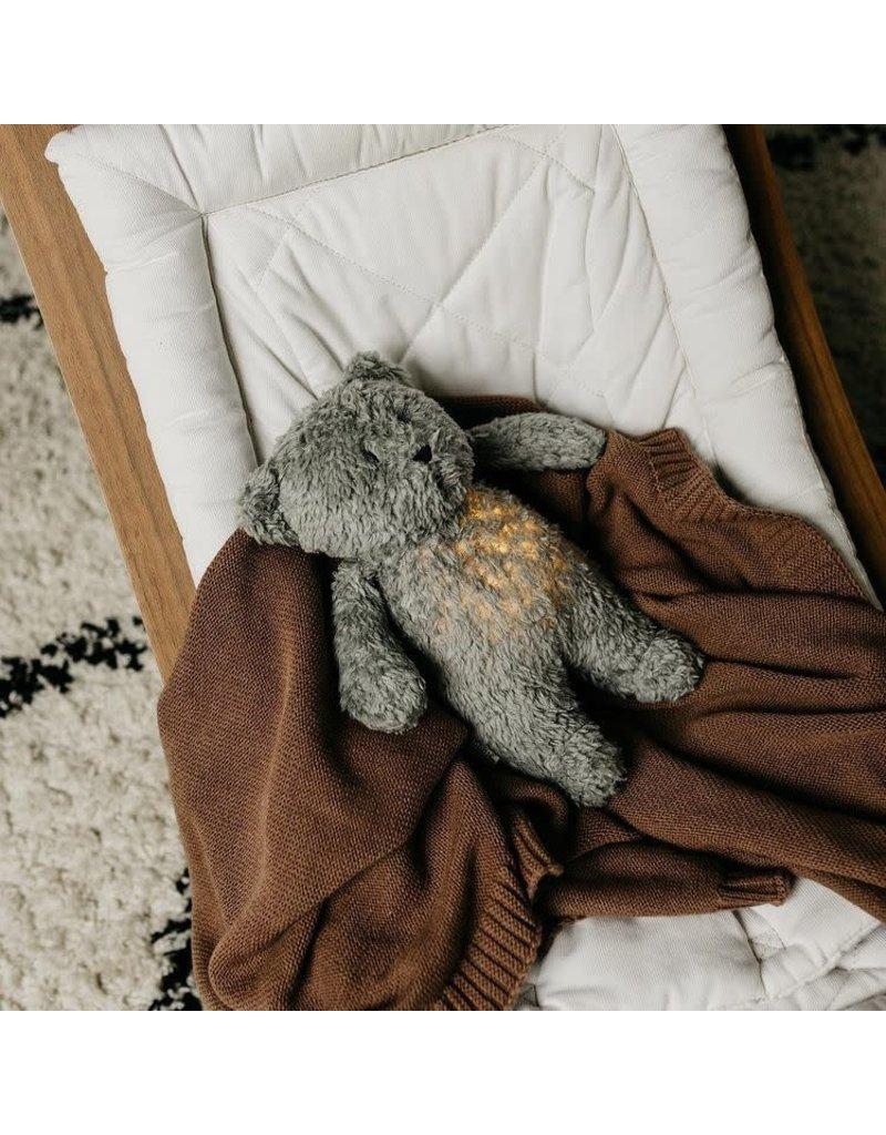Moonie Moonie the humming bear Mineral grey