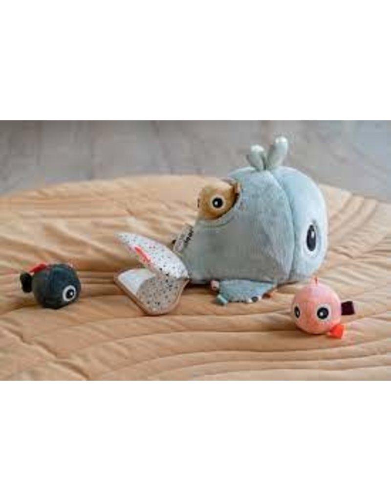 Done by Deer Done by Deer Hide&Seek activity toy Wally Blue