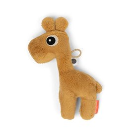 Done by Deer Done by Deer Tiny sensory rattle raffi Mustard