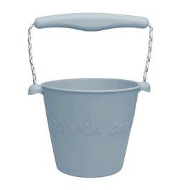 Scrunch Scrunch Bucket Grijsblauw