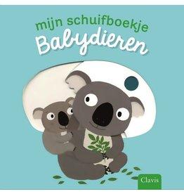 Clavis Clavis Mijn schuifboekje Babydieren
