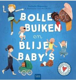Clavis Clavis boek Bolle buiken en blije baby's