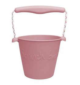 Scrunch Scrunch Bucket oud Roze