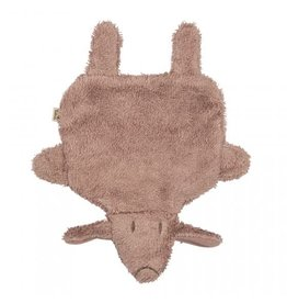 Timboo Timboo knuffeldoekje Hug Little Sheep Mellow Mauve