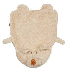 Timboo Timboo knuffeldoekje Hug Bear Frosted Almond