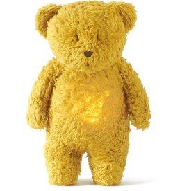 Moonie Moonie the humming bear Mustard