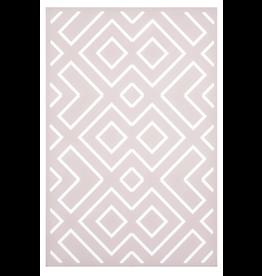 Eeveve Eeveve Puzzle Mat Modern Blocks Old Pink