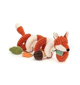 Jellycat Jellycat cordy roy baby fox spiral activity toy