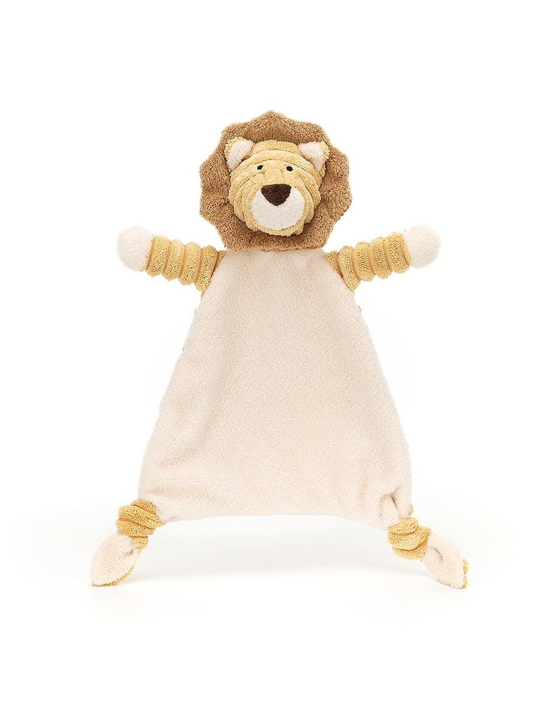 Jellycat Jellycat cordy roy baby lion soother