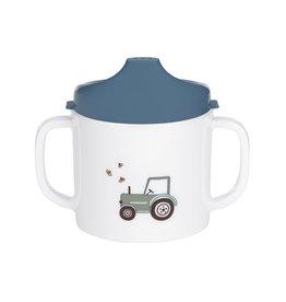Lassig Lassig sippy cup adventure tractor