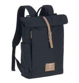 Lassig Lassig rolltop backpack night blue