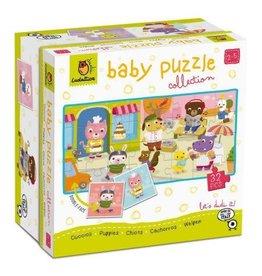 Ludattica Ludattica Baby puzzle Collection Puppies