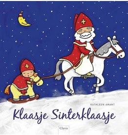 Clavis Clavis Boek Klaasje Sinterklaasje