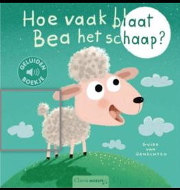 Clavis Clavis Geluidenboek Hoe vaak blaat Bea het schaap?