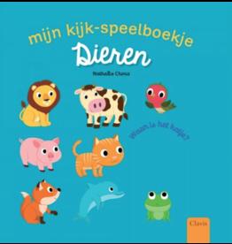 Clavis Clavis kijk-speelboekje dieren