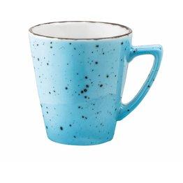 "Porzellanserie ""Granja"" aqua Tasse obere Kaffee Grande"