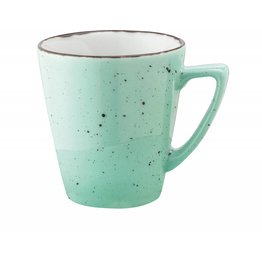 """Porzellanserie """"Granja"""" mint Tasse obere Kaffee Grande"""
