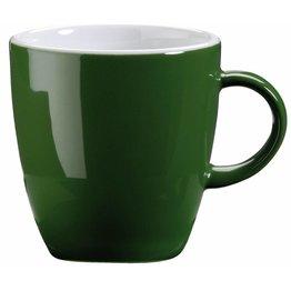 Latte Macchiatotasse obere grün