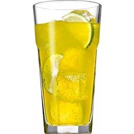 """Glasserie """"Casablanca"""" Longdrinkglas 36,5cl mit Füllstrich"""