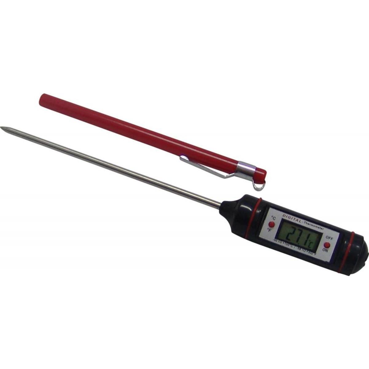 Digitales Einstech-Thermometer