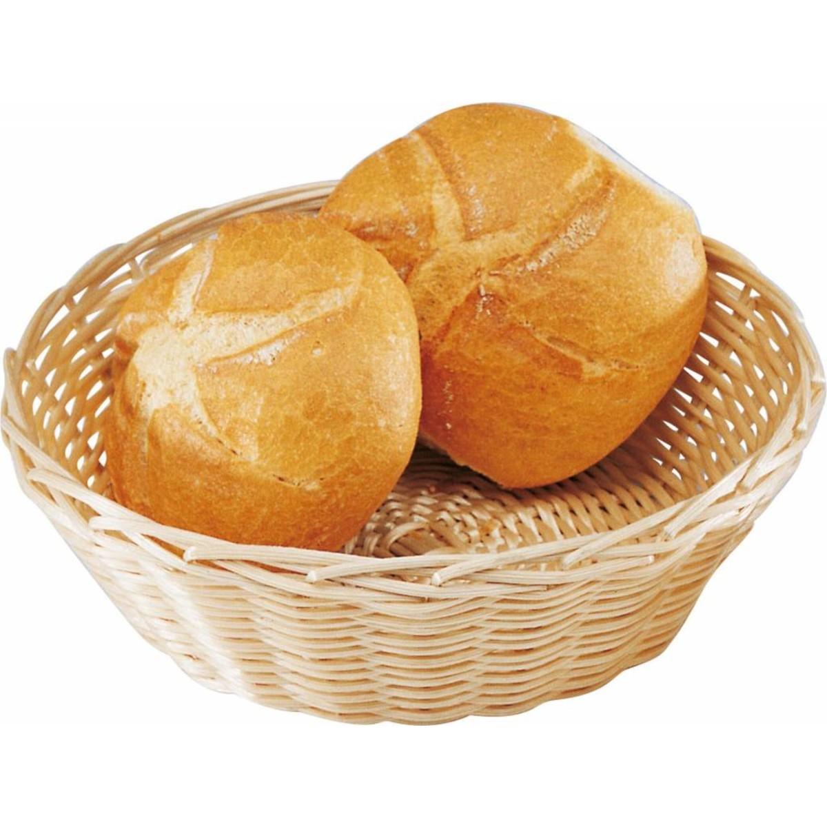 Brot-/Servierkorb rund