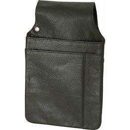 Revolvertasche 15 x 24,5cm, schwarz